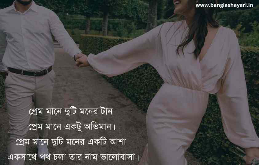Bangla Shayari for Girlfriend 3